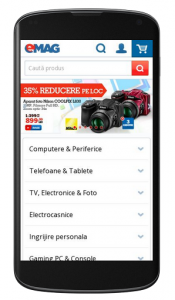 emag mobile