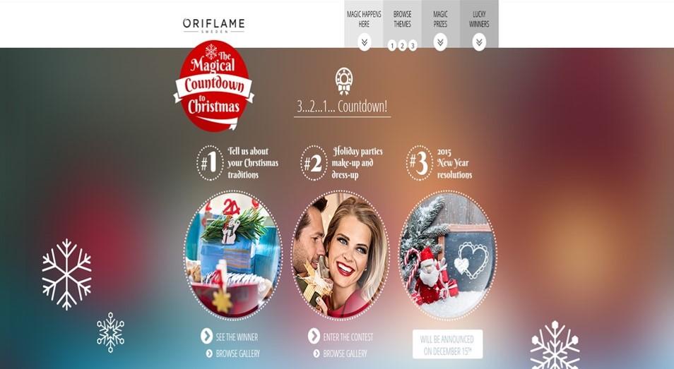 oriflame countdown 1